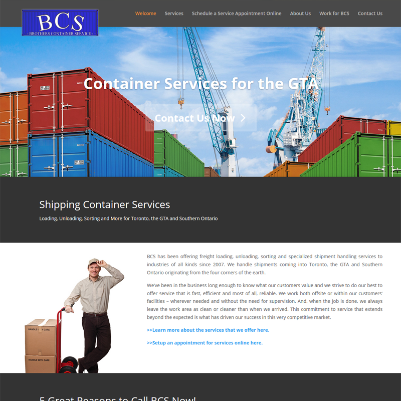 Brothers Container Services