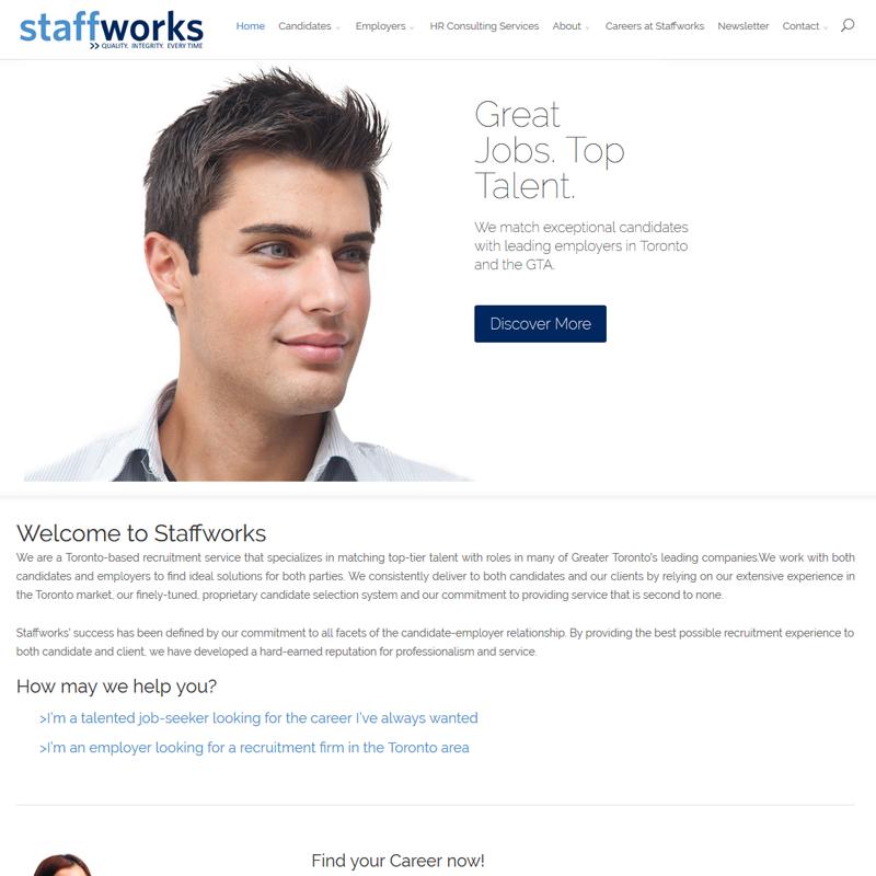 Staff Works